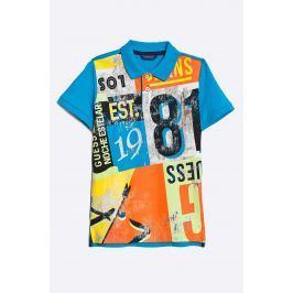 Guess Jeans - Dětské polo tričko tričko tričko 118-166 cm