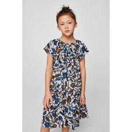 Mango Kids - Dětské šaty Mar 110-164 cm
