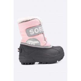 Sorel - Dětské boty Children's Snow Commander
