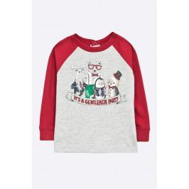 Blukids - Dětské tričko s dlouhým rukávem 68-98 cm CHLAPEC, Oblečení, T-shirt a polo, S dlouhým rukávem
