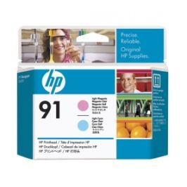 HP no 91 - sv.purpur. a sv.azur. tisk.hlava,C9462A