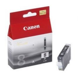 Náplň do tiskárny Canon CLI-8Bk, Black, 0620B001 - originál