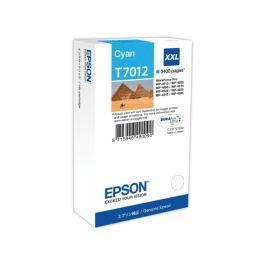 Epson T7012, Cyan, C13T70124010 - originál
