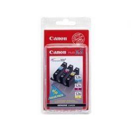 Canon CLI-526 C/M/Y - originál Originální náplně pro inkoustové tiskárny Canon
