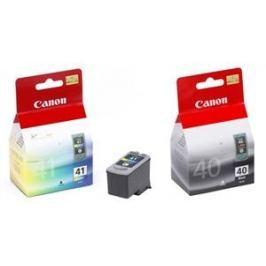 Canon PG-40 + Canon CL-41 - originál Originální náplně pro inkoustové tiskárny Canon Pixma MP140