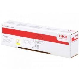 Toner Oki 44643001, Yellow - originál Oki C801