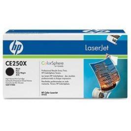 HP CE250X - originál Originální tonery pro laserové tiskárny Hewlett Packard