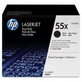 HP CE255XD - 2 pack - originál Originální tonery pro laserové tiskárny Hewlett Packard