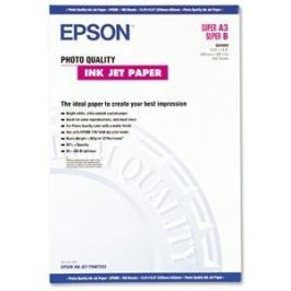 EPSON A3+,Photo Quality Inkjet Paper (100listů)