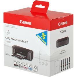 Canon PGI-72PBK + PGI-72GY + PGI-72PM + PGI-72PC + PGI-72CO - originál