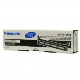 Panasonic originální toner KX-FAT411E, black, 2000str., Panasonic KX-MB2000, 2010, 2025, 2030, 2061