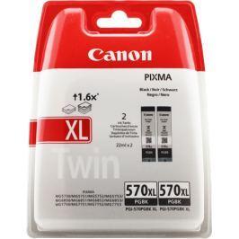 Canon PGI-570 PGBK, XL, 0318C007 - originál
