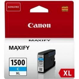 Náplň do tiskárny Canon PGI-1500 C, Cyan XL, 9193B001 - originál