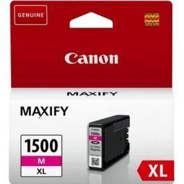 Náplň do tiskárny Canon PGI-1500 M, Magenta XL, 9194B001 - originál
