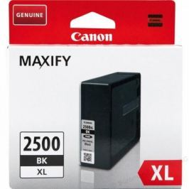 Náplň do tiskárny Canon PGI-2500 Bk, černá XL, 9254B001 - originál