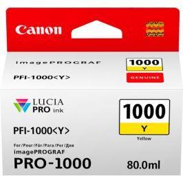 Canon PFI-1000 Y - originál